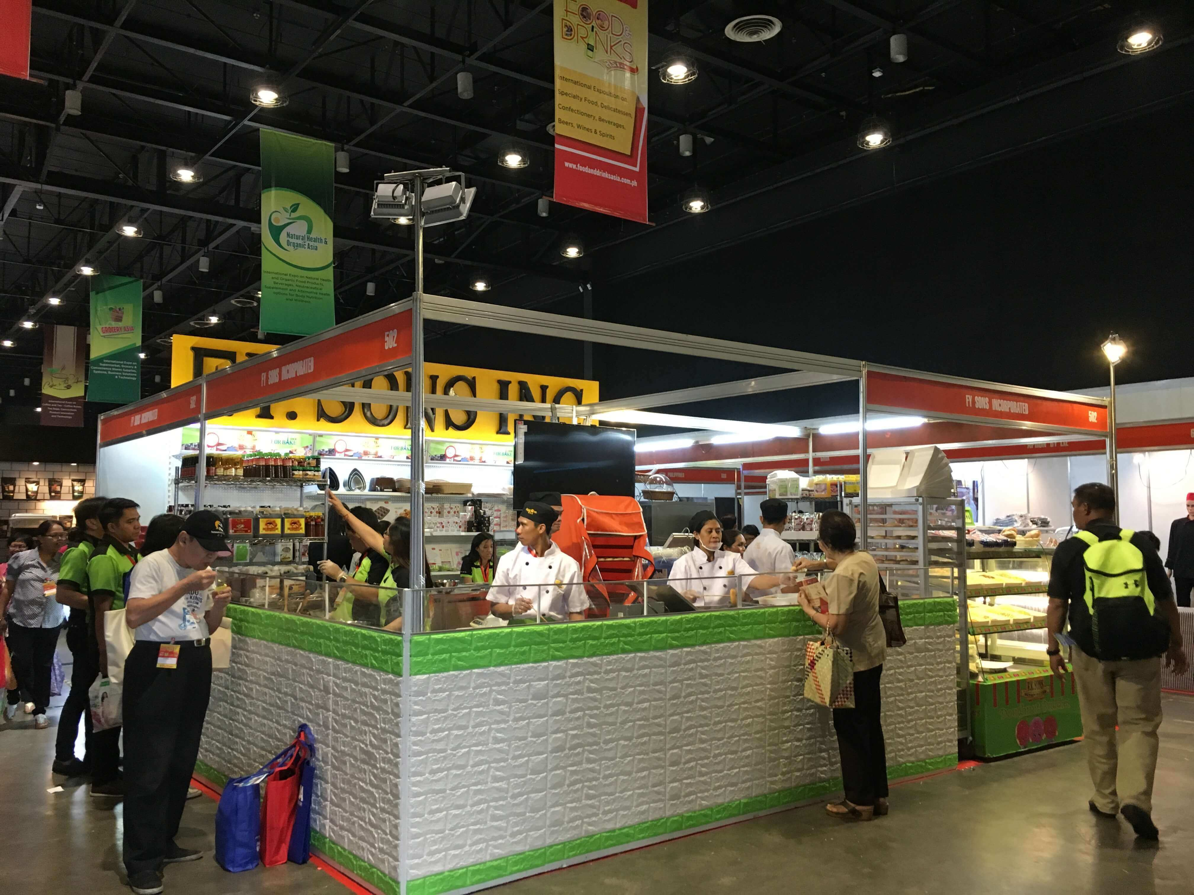 FOOD & DRINK ASIA PHILIPPINES 菲律賓展-2